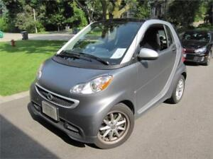 2016 SMART FORTWO ELECTRIC DRIVE PASSION (TOIT PANO, GARANTIE!!)