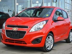 2015 Chevrolet SPARK Certified | Red Salsa | Cruise Control | Ti