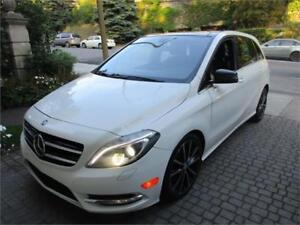 2013 Mercedes-Benz B-Class B 250 SPORTS TOURER-PANORAMIC ROOF-LE