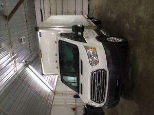 Camion Cube 2016 Ford Transit 350