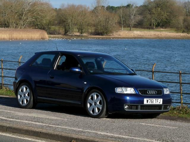 2000 audi s3 quattro blue 1 8t in frome somerset gumtree. Black Bedroom Furniture Sets. Home Design Ideas