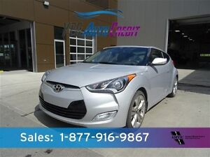 2014 Hyundai Veloster TECH NAV LEATHER $101b/w