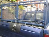 Nissan navara D22 cage