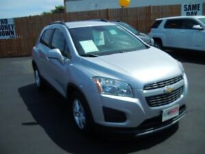 2014 CHEVROLET TRAX 1LT- BLUETOOTH, U-CONNECT, ONSTAR, SPEED CON
