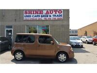 2011 nissan Cube AUTOMATIC/CERTIFIED/WE FINANCE!!