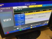 """**Panasonic Viera HD 37"""" Freeview Plasma TV**"""