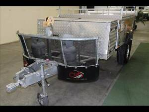 2011 CUB Brumby off road camper Kilburn Port Adelaide Area Preview