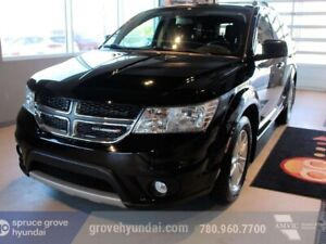 2015 Dodge Journey SXT: 7 PASSENGER, ALLOY RIMS, REAR CLIMATE CO