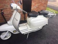 Lambretta Li 150 Series 3 In Fully Restored Condition