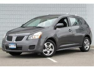 2009 Pontiac Vibe 1SB Auto|AC|Cruise|Keyless Entry|Power Windows