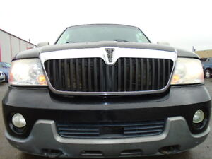 2003 Lincoln Navigator ALTIMATE-LEATHER-SUNROOF-NAVI-DVD-HDTV
