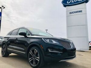 2017 Lincoln MKC Reserve, AWD, LOADED! 2.3L ECOBOOST!
