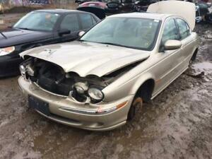 2005 Jaguar X-Type just in for parts at Pic N Save!