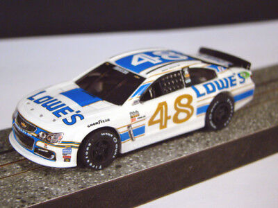 "AUTO WORLD ""JIMMY JOHNSON"" NASCAR SUPER III - 3.4 Ohm, GOLD MAGS, REALLY FAST!"