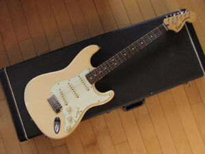 Mint Condition Squier Vintage Modified 70s Stratocaster