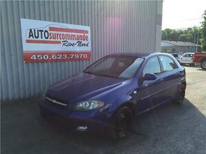 2007 CHEVROLET OPTRA LS AUTO + AIR