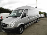 Mercedes-Benz Sprinter 2.1 CDI 313 High Roof 4dr LWB WO13 DVK