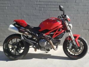 2010 Ducati MONSTER 796 ABS Road Bike 803cc Tempe Marrickville Area Preview