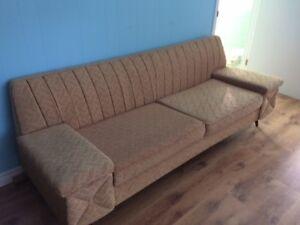"""divan, fauteuil """"Ventage"""" jaune (Or)"""