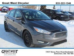 2017 Ford Focus One Owner / Clean Carfax / Two Sets Of Tires / S