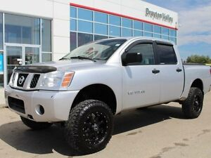 2007 Nissan Titan LIFTED!!! CREW CAB