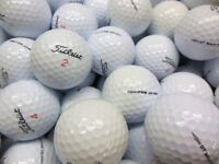 Golf balls! All makes models and grades on request