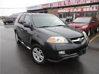 2005 ACURA MDX **TECHNOLOGY PACKAGE**