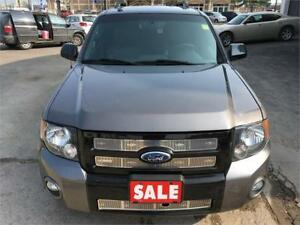 2012 Ford Escape XLT 4WD! Local SUV! Leather! Heated Seats!