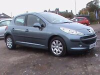 PEUGEOT 207 S 1.4 5 DR GREY 1 YRS MOT JUST SERVICED CLICK ON VIDEO LINK TO SEE MORE DETAILS OF CAR