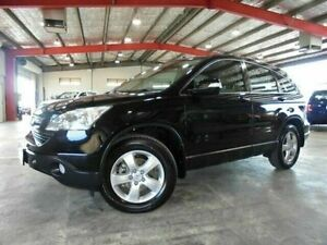 2009 Honda CR-V RE MY2007 Sport 4WD Black 5 Speed Automatic Wagon Welshpool Canning Area Preview