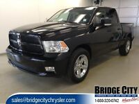 2012 Ram 1500 4WD Sport - beautiful truck w/ low KMS!
