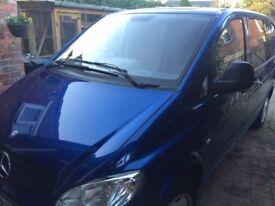 Mercedes Vito 111CDI Van