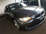 2007 BMW 325I E92 Steptronic Sparkling Graphite 6 Speed Sports Automatic Coupe Sylvania Sutherland Area Preview