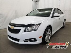 Chevrolet Cruze 2LT RS Cuir Toit Ouvrant MAGS 2014
