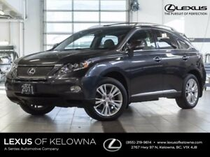 2011 Lexus RX 450h Ultra Premium 1 w/Mark Levinson Audio