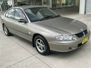 2002 Holden Commodore VX II Executive Champagne Beige 4 Speed Automatic Sedan Castle Hill The Hills District Preview