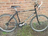 Saracen Mountain Bike with 18.5inch frame Near Ratcliffe on Soar