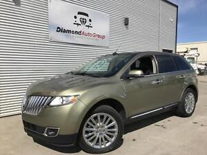 2013 Lincoln MKX FULLY LOADED! Panoramic Roof