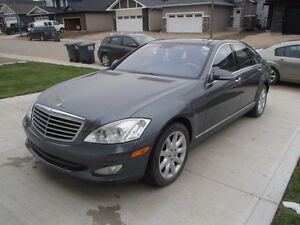 2007 Mercedes-Benz S-Class 550 Sedan