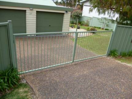 Double Driveway Gates Summerland Point Wyong Area Preview