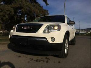 2008 GMC ACADIA  SLE AWD  *$100 OFF PER DAY UNTIL SOLD*