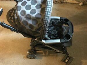 Stroller (Peg Perego polka dots)