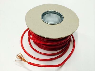 Red 5M Circuit Boards Broken Wiring Loom Harness Fix Repair Cable - 35 Amp