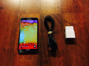 Samsung Galaxy Note 3, 32 Gigs, Locked to Wind, !!GREAT DEAL!!