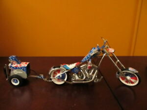 OCC Welder bike replica scale 1:10