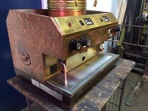Machine Expresso Aspect Rustic / Espresso Machine Rustic Look