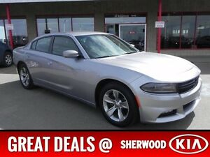 2015 Dodge Charger SXT Accident Free,  Bluetooth,  A/C,