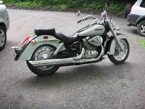 2004 Honda Shadow (Aero) 750cc