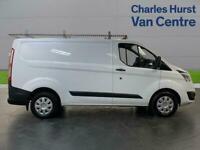 2018 Ford Transit Custom 2.0 Tdci 130Ps Low Roof Trend Van Van Diesel Manual