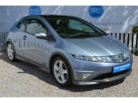HONDA CIVIC Can't get car finance? Bad credit, unemployed? We can help!